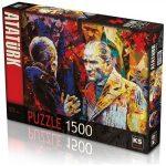 1.500 lük Atatürk Puzzle