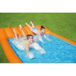 kaydıraklı çocuk havuzu